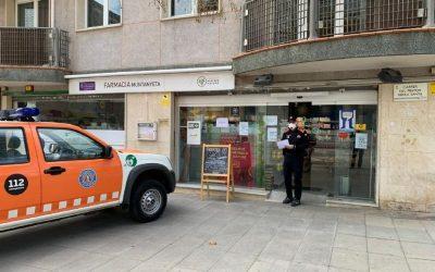 La Generalitat confirma 114 casos de contagis pel coronavirus a Castelldefels