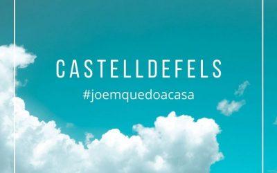Castelldefels Cultura posa en marxa la nova secció web Propostes Culturals #joemquedoacasa