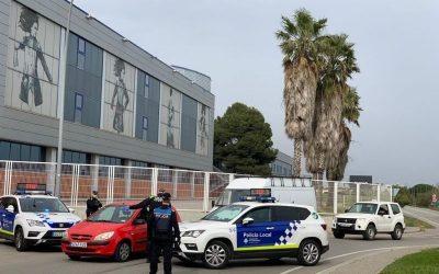 Un total de 679 denúncies a Castelldefels per incomplir les restriccions de l'estat d'alarma