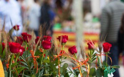 Aquest any, Castelldefels celebra el #santjordiacasa