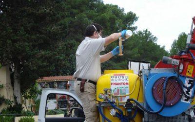 El servei de control de mosquits reprèn l'activitat