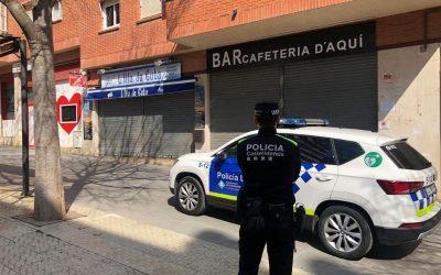 Entren en vigor a Castelldefels les mesures de restricció de moviments per a la ciutadania