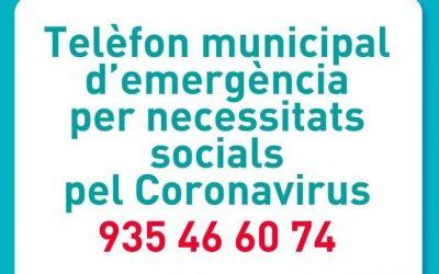 L'Ajuntament registra una mitjana diària de 470 consultes ciutadanes
