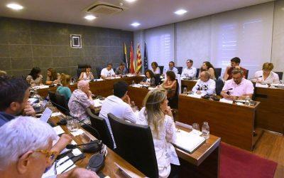 Aquest dimecres, junta de portaveus dels grups polítics municipals per videoconferència
