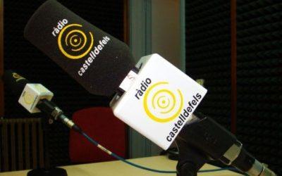 També es #santjordiacasa a Ràdio Castelldefels