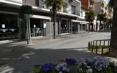 Descompte del 75% en la taxa per ocupar l'espai públic amb terrasses