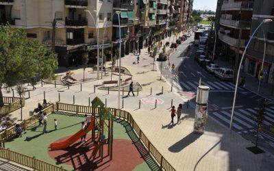 L'Ajuntament inicia un Pla de Mobilitat amb criteris de distància social per garantir la salut