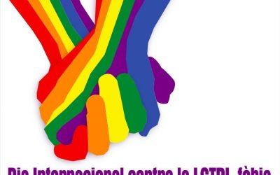Castelldefels commemora diumenge el Dia Internacional contra la LGTBIfòbia