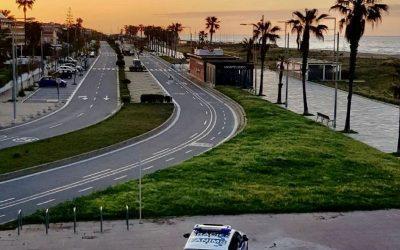 Un total de 970 denúncies a Castelldefels per incomplir les restriccions de l'estat d'alarma