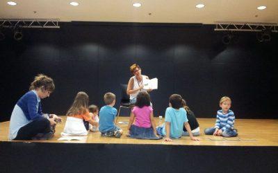 Les activitats infantils presencials tornen a la biblioteca al juliol