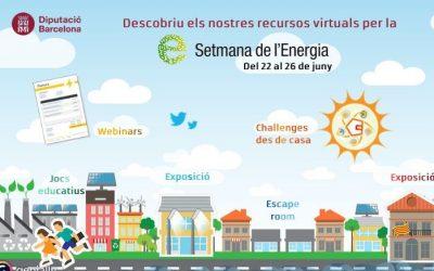 Repte setmanal de Cal Ganxo per celebrar la Setmana de l'Energia