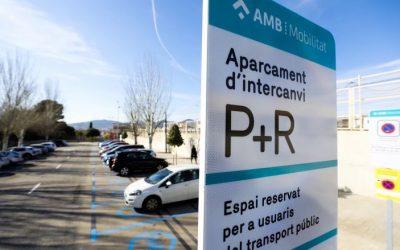 Reactivat l'aparcament Park & Ride, reservat per a qui utilitzi el transport públic