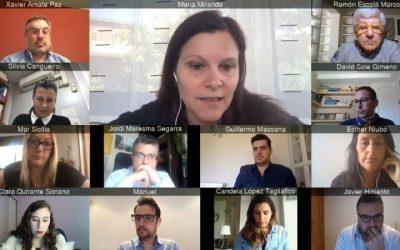 L'Ajuntament de Castelldefels celebra demà un nou Ple municipal per videoconferència