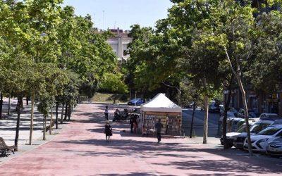 El mercat setmanal no s'ha instal·lat pel desacord dels comerciants amb la reducció de parades