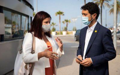 Ajuntament i Generalitat estableixen la prioritat de reconstruir l'Interceptor Nord