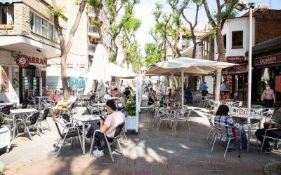 Castelldefels avança avui a la fase 2 de la desescalada