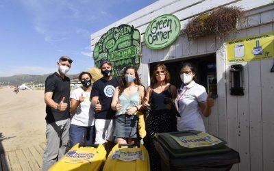 Massiva participació del sector de l'hostaleria en una campanya per reciclar més vidre