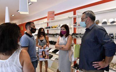 L'Ajuntament posa en marxa una nova campanya de suport al comerç local