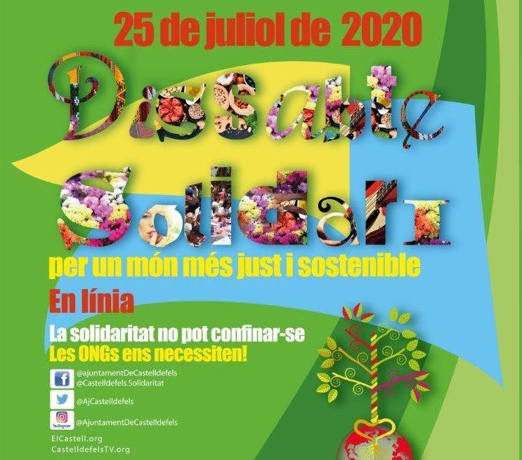 El Dissabte Solidari 2020 aposta per la celebració digital a través de les xarxes socials