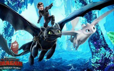 """""""Cómo entrenar a tu dragón 3"""", aquest dijous al cicle de cinema a la platja d'aquest estiu"""