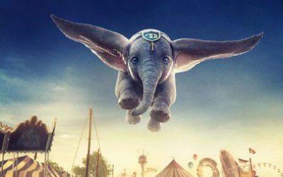 """""""Dumbo"""" volarà aquesta setmana al cicle de cinema a la platja d'aquest estiu"""