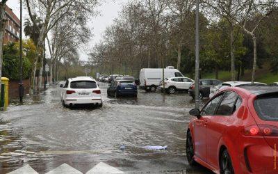 Alerta per risc d'inundacions a partir d'aquest migdia
