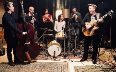 El cicle de concerts gratuïts al Castell continua divendres amb The Lindy Hoppers Band