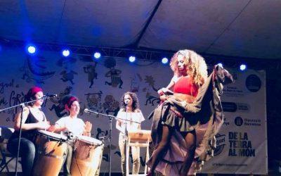 Mancha 'e Plátano tanca aquest dijous el cicle de concerts gratuïts als jardins del Castell