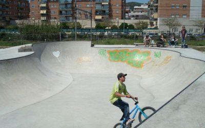 Unes 70 persones s'impliquen al procés participatiu per dissenyar l'ampliació de l'skatepark