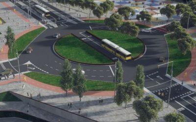 Comencen les obres que convertiran la carretera C-245 en un gran eix urbà