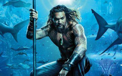 """""""Aquaman"""", aquest dijous al Cicle de Cinema a la platja"""