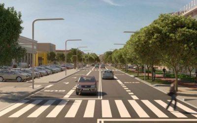 Desviaments de trànsit amb l'inici de les obres a l'avinguda Constitució