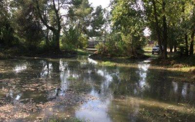 Nou trencament al tram d'impulsió del col·lector d'aigües residuals de Castelldefels