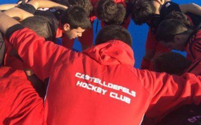 El Castelldefels Hockey Club da el tiro de salida a la temporada 2020-21