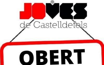 El Kasal de Joves de Castelldefels torna a obrir dilluns vinent
