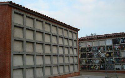 El Cementerio de Castelldefels tendrá un horario especial para Todos los Santos