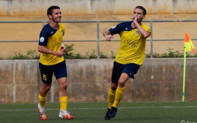 La UE Castelldefels gana y sigue colíder en un fin de semana deportivo extraño