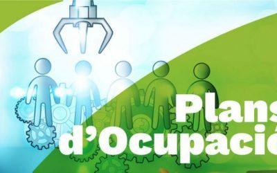 Nova convocatòria de plans d'ocupació per a la contractació de persones en atur