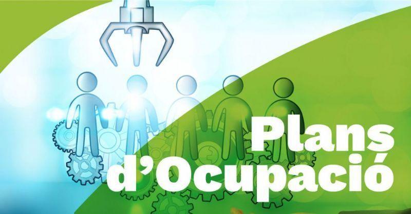 Nueva convocatoria de planes de empleo para la contratación de personas en paro