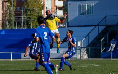 La UE Castelldefels empata en el campo del CP San Cristóbal (0 – 0)