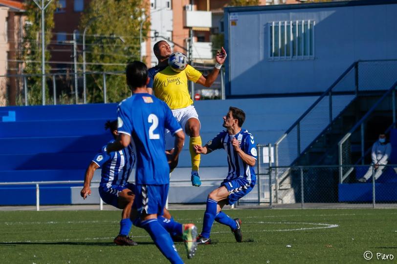 La UE Castelldefels empata al camp del CP San Cristóbal (0 – 0)
