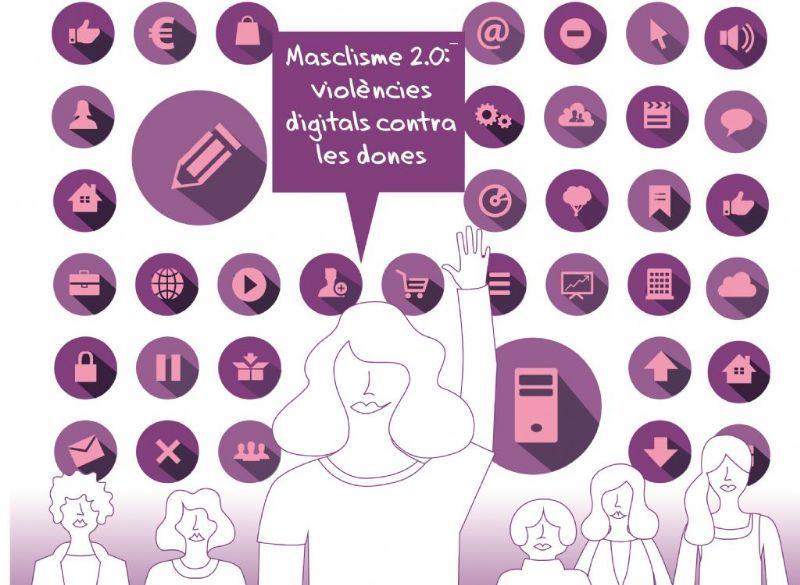El masclisme digital, al punt de mira de les Jornades contra la Violència envers les Dones
