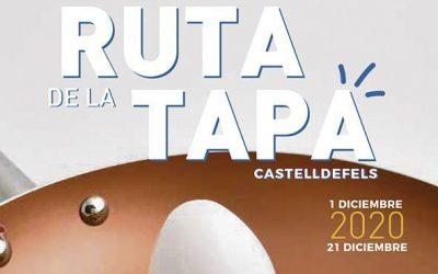 Aquest desembre, Ruta de la Tapa a Castelldefels