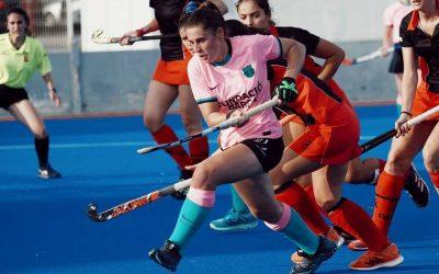 El Castelldefels HC femenino pierde los dos partidos del fin de semana