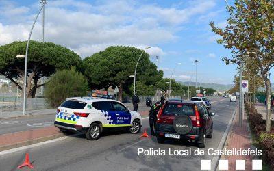 Más de 20 denuncias por incumplir las restricciones de movilidad en los últimos días
