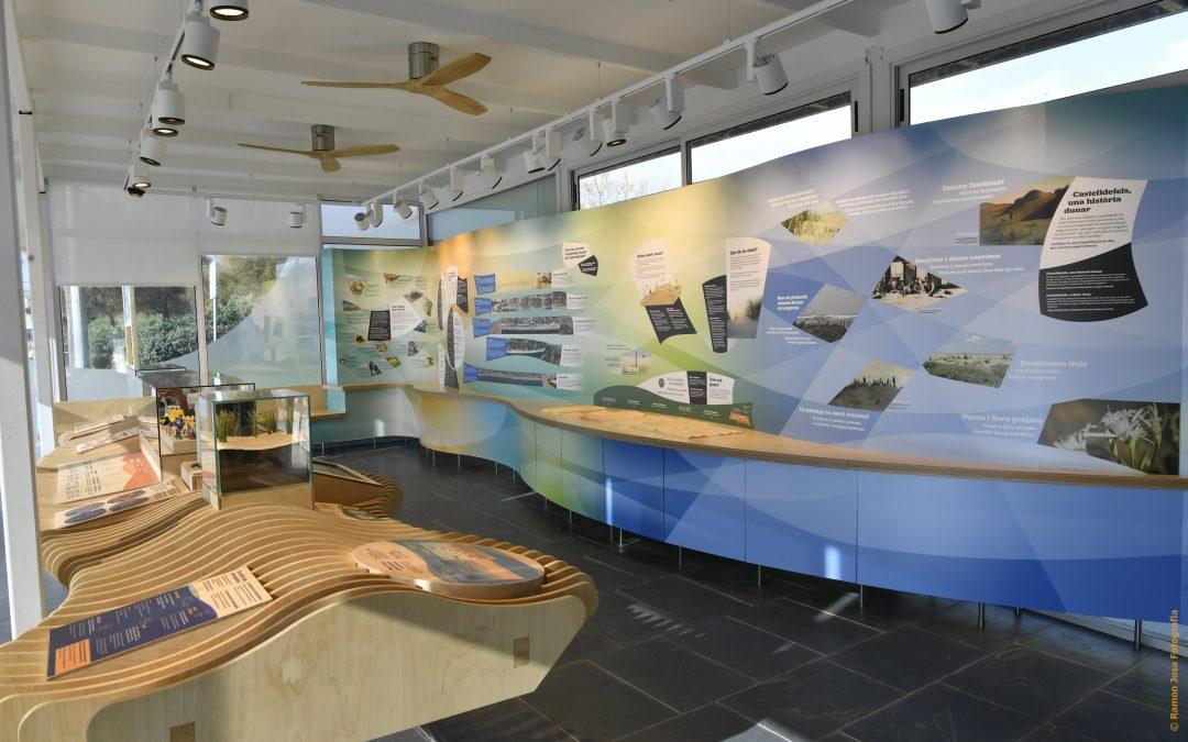 Un nou Espai Dunar donarà a conèixer el valor d'aquest ecosistema amb una museografia sostenible