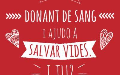 El Banco de Sangre y Tejidos lleva a cabo una nueva campaña de donación de sangre en Castelldefels