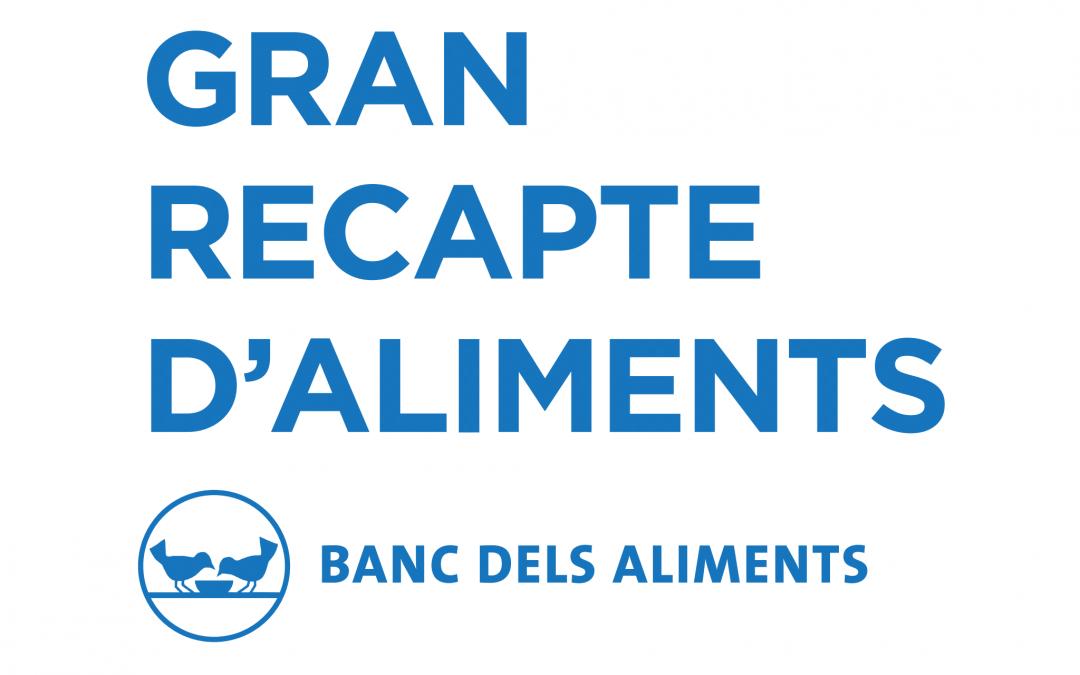 Castelldefels col·labora en un Gran Recapte d'Aliments marcat per la pandèmia