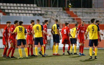 La UE Castelldefels pierde en Terrassa (1 – 0) en otro fin de semana deportivo atípico