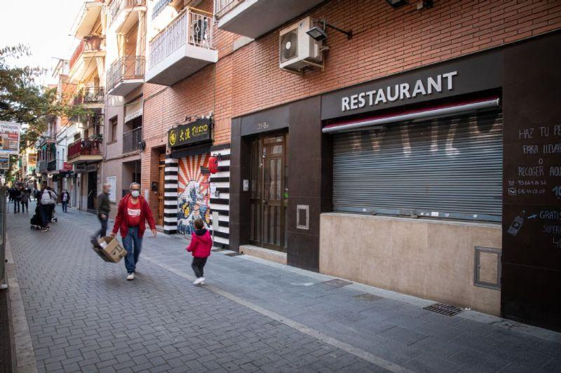 L'alcaldessa de Castelldefels, entre els batlles que demanen que reobrin bars i restaurants